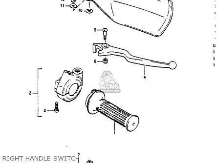 Suzuki Dr200 1988 (j) parts list partsmanual partsfiche