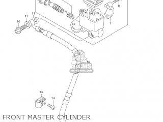 Suzuki DR200SE 2003 (K3) USA (E03) parts lists and schematics