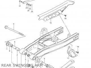 Suzuki DR200SE 2006 (K6) USA (E03) parts lists and schematics