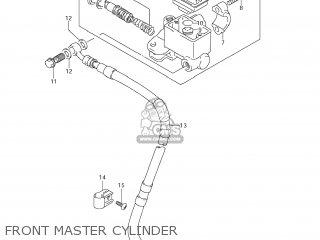 Suzuki DR200SE 2013 (L3) USA (E03) parts lists and schematics