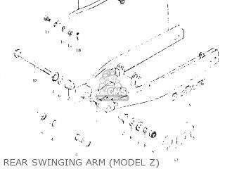 Suzuki Dr250 1983 (d) Usa (e03) parts list partsmanual