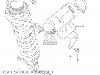 Suzuki DR250 1992 (N) USA (E03) parts lists and schematics