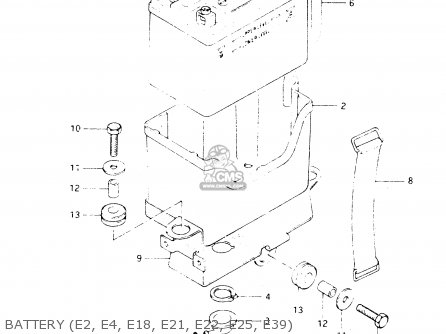 Suzuki DR250S 1982 (Z) parts lists and schematics