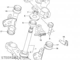 Suzuki DR250SE 1990 (L) USA (E03) parts lists and schematics