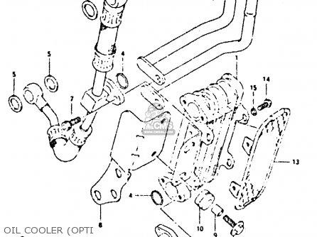 Suzuki Dr350 1992 (n) parts list partsmanual partsfiche