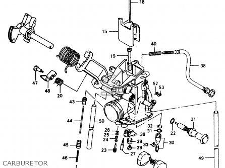 Suzuki Dr350 1999 (x) parts list partsmanual partsfiche