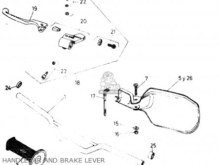 Suzuki Dr50 Big 1986 (g) parts list partsmanual partsfiche