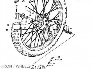 Suzuki DR500 1982 (Z) USA (E03) parts lists and schematics