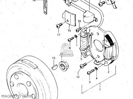 Suzuki Dr 500 Wiring Diagram Suzuki XL7 Electrical Diagram