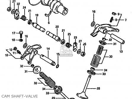 Suzuki DR600SU 1985 (F) GERMANY (E22) parts lists and