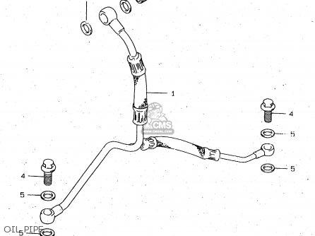 Suzuki Dr650 1997 (seuv) parts list partsmanual partsfiche