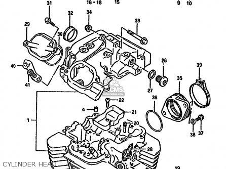 Suzuki DR650R 1993 (P) (E04 E17 E18 E21 E22 E24 E34 E53