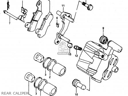 Suzuki Dr650re 1994 (r) (e02 E04 E17 E18) parts list