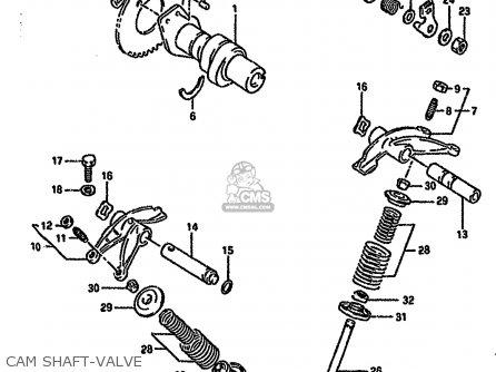 Suzuki DR650RSE 1994 (R) (E04 E18 E21 E22 E34 E53) parts
