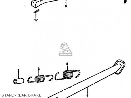 Suzuki DR650RSE 1996 (T) (E04 E18 E22 E34 E37) parts lists