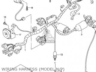 Suzuki DR650SE 1992 (N) USA (E03) parts lists and schematics