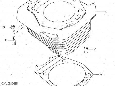 Suzuki DR650SE 2000 (Y) parts lists and schematics