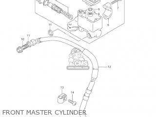 Suzuki DR650SE 2001 (K1) USA (E03) parts lists and schematics