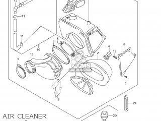 Suzuki DR650SE 2006 (K6) USA (E03) parts lists and schematics
