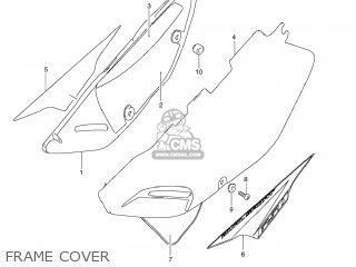 Suzuki DR650SE 2012 (L2) USA (E03) parts lists and schematics