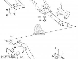 Suzuki DR650SE 2014 (L4) USA (E03) parts lists and schematics