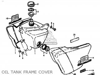 Suzuki Ds80 1978 (c) Usa (e03) parts list partsmanual