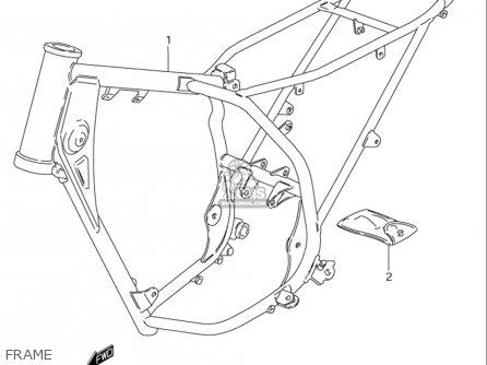 Kickstart Wiring Harness Suzuki Dirt Bike Dirt Bike