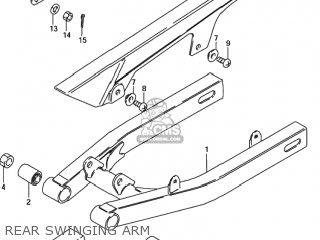 Suzuki DS80 1996 (T) USA (E03) parts lists and schematics