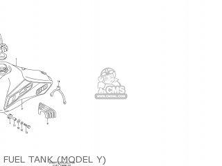 Suzuki DS80 2000 (Y) USA (E03) parts lists and schematics