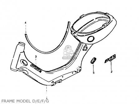 Suzuki FA50 1982 (Z) parts lists and schematics