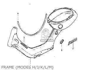 Suzuki FA50 1988 (J) USA (E03) parts lists and schematics