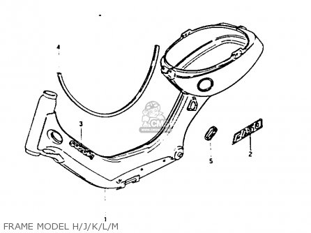 Suzuki FA50 1990 (L) parts lists and schematics