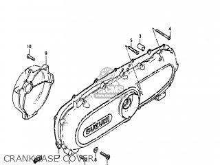Suzuki FA50 1990 (L) USA (E03) parts lists and schematics