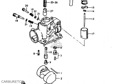 Suzuki Fr80 1975 (m) (e01 E02 E06 E10 E12 E13 E24 E32 E43