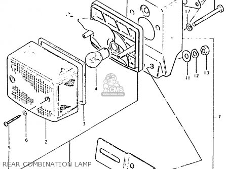 Suzuki Fz50 Wiring Diagram Yamaha Xt350 Wiring Diagram