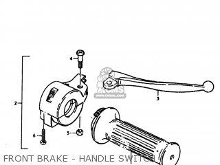 Suzuki FZ50 1980 (T) USA (E03) parts lists and schematics