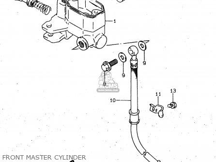 Suzuki GN125 1997 (V) (E01 E02 E04 E18 E21 E22) parts