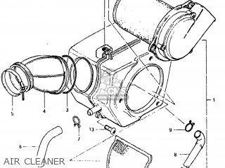 Suzuki Gn250 1982 (z) Usa (e03) parts list partsmanual