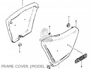 Suzuki GN250 1982 (Z) USA (E03) parts lists and schematics