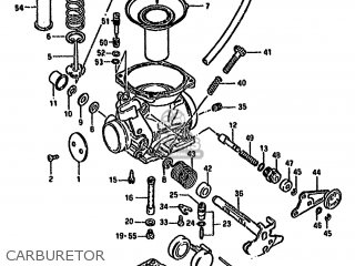 Suzuki Gn250 1994 (r) parts list partsmanual partsfiche