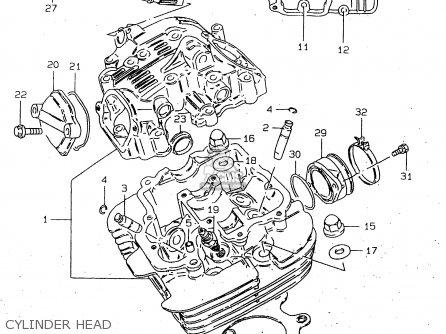 Suzuki GN250 1998 (W) (E02 E04 E22 E24 E25 E34 E39) parts
