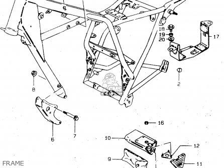 Suzuki GN250 1999 (X) (E02 E04 E22 E24 E25 E34 E39 E71