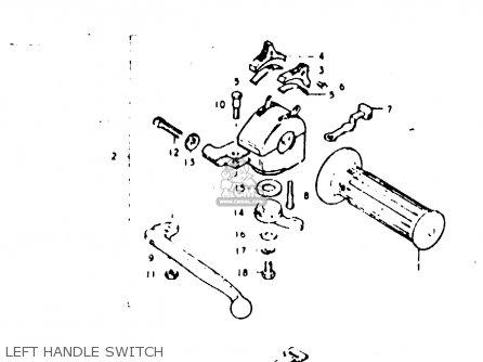 Suzuki Gp100 1979 (n) (e01 E02 E06 E13 E14 E24 E30) parts