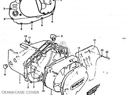 Suzuki GP100U 1978 (C) (E01 E02 E06 E13 E14 E24 E30) parts