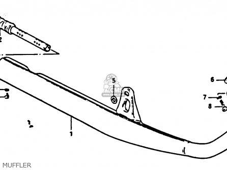 Suzuki GP100U 1990 (L) parts lists and schematics