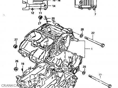 Suzuki Gr650x 1984 (e) General Export Germany Australia