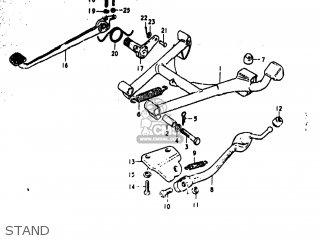Suzuki GS1000 1978 (C) USA (E03) parts lists and schematics