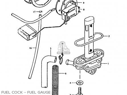 Suzuki Gs1000 1980 (et) parts list partsmanual partsfiche
