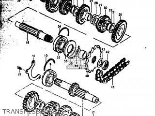 Suzuki Gs1000c 1978 (c) Usa (e03) parts list partsmanual