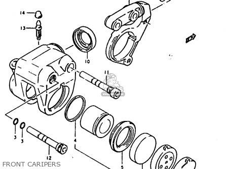 Suzuki GS1000E 1979 (N) GENERAL EXPORT (E01) parts lists